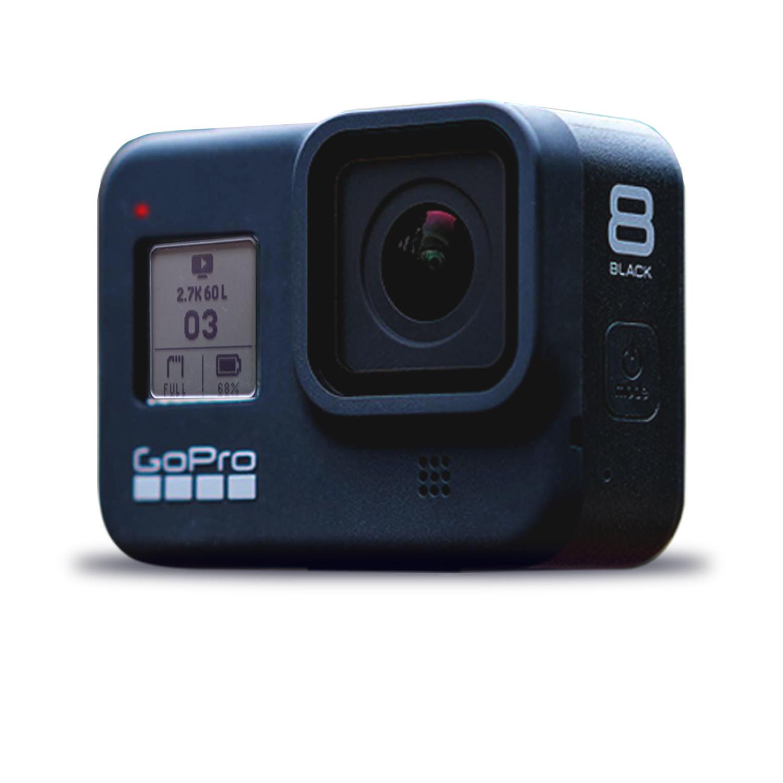 GoPro HERO8 Black Action Camera All You Need Bundle 2