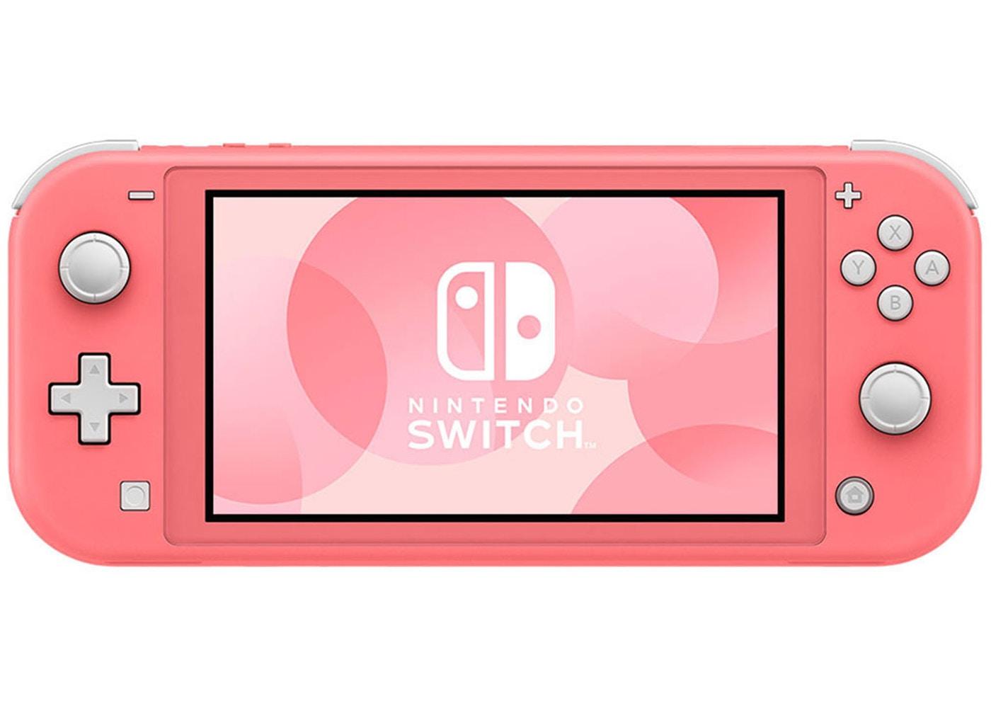 miniature 6 - Nintendo Switch Lite Console Bundle with Animal Crossing + Fiber Cloth