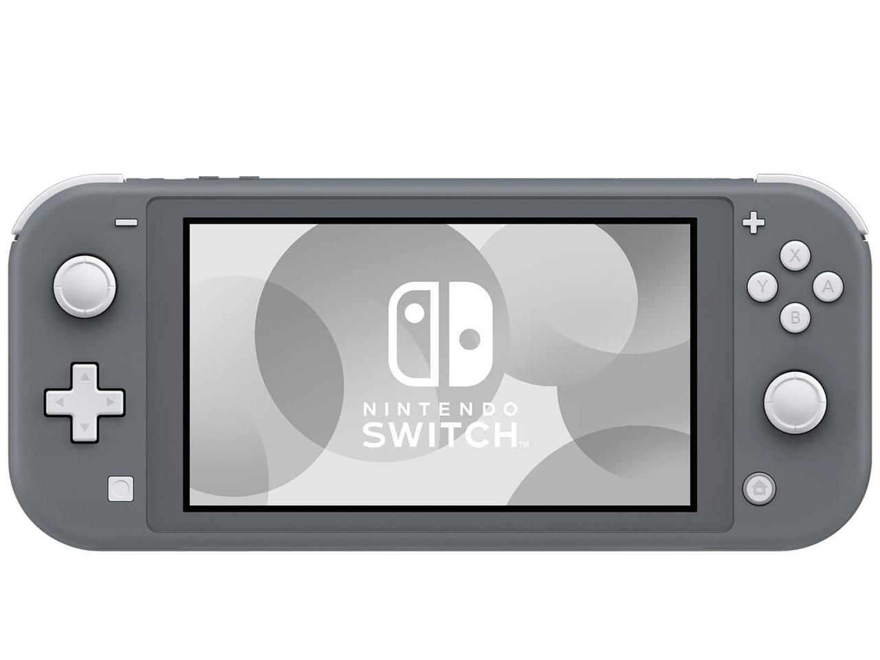 miniature 9 - Nintendo Switch Lite Console Bundle with Animal Crossing + Fiber Cloth