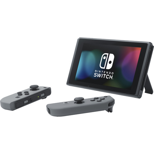 miniature 6 - Nintendo Switch Gaming Console Bundle with Super Mario 3D World + Bowser's Fury