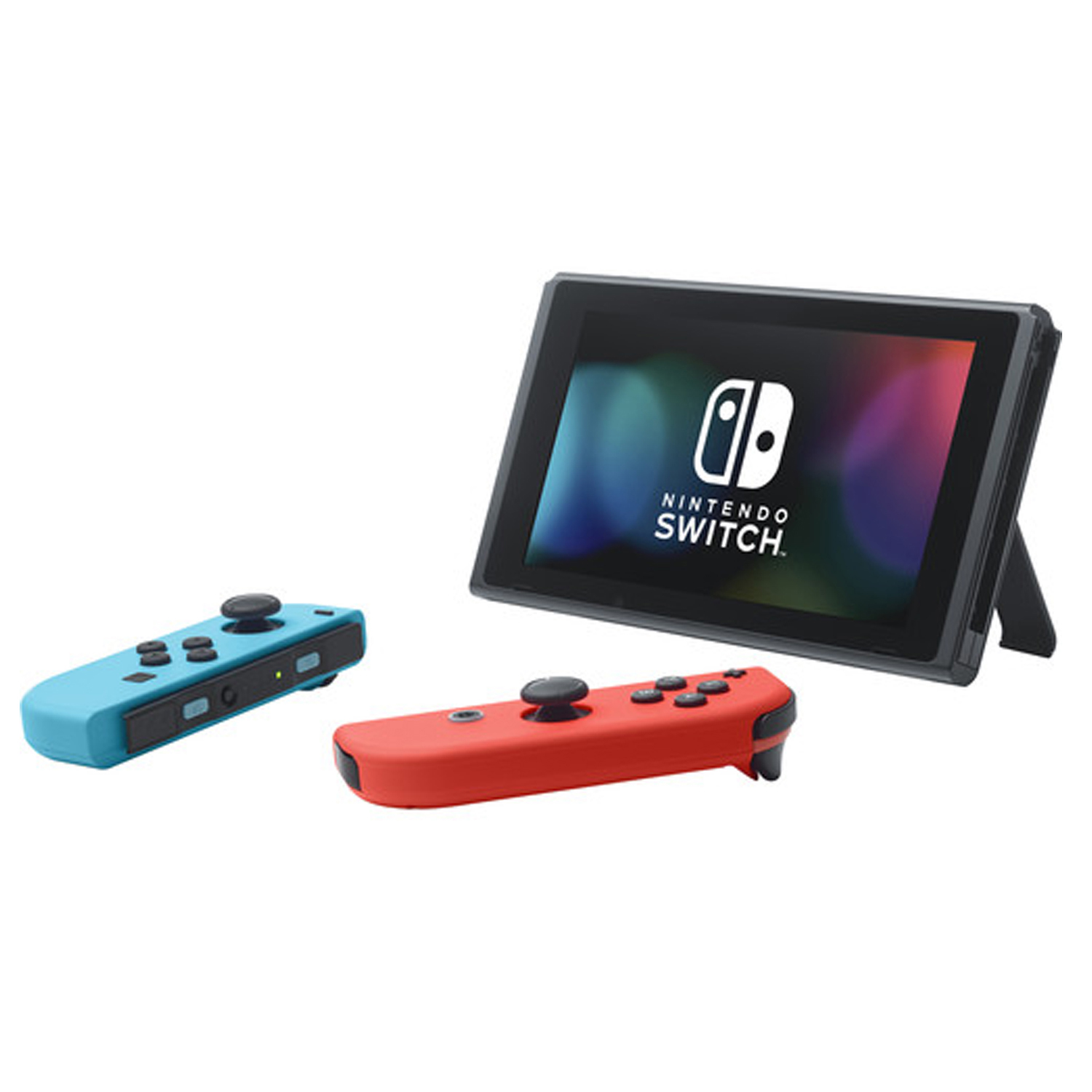 miniature 24 - Nintendo Switch Gaming Console Bundle with Super Mario 3D World + Bowser's Fury