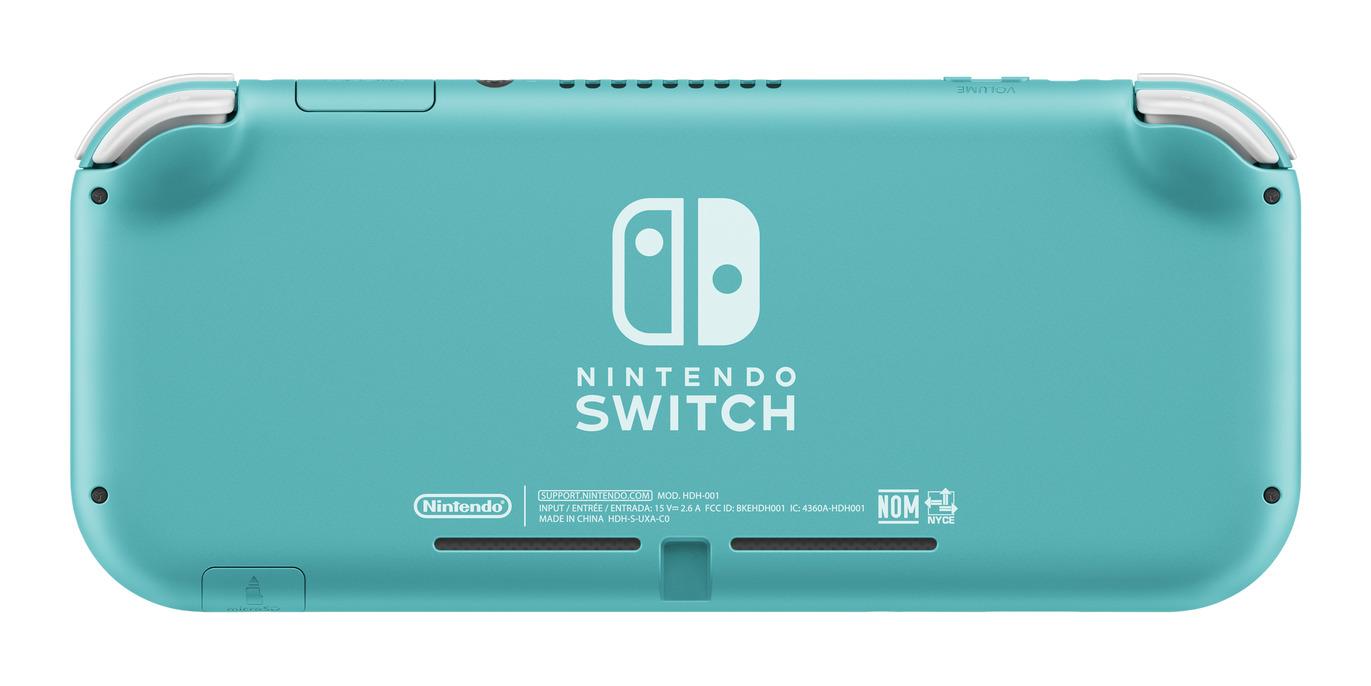 miniature 14 - Nintendo Switch Lite Console Bundle with Animal Crossing + Fiber Cloth