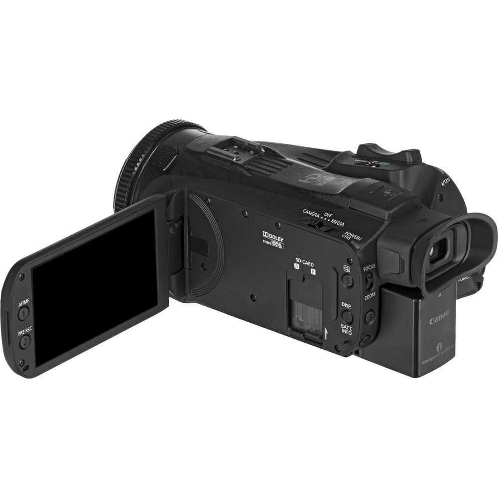 Canon VIXIA HF G21 Full HD Camcorder - Black for sale
