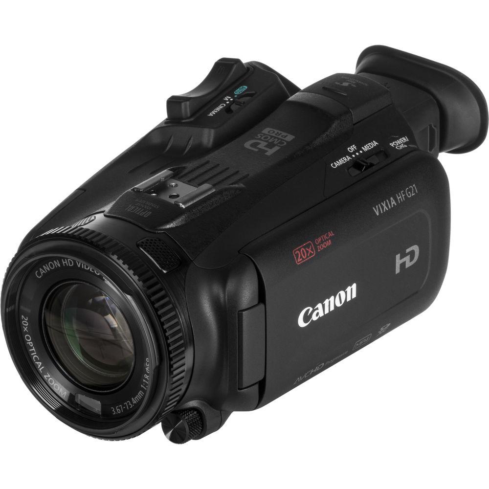 Canon VIXIA HF G21 Full HD Camcorder (Refurbished